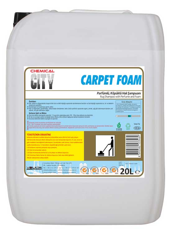 Carpet Foam